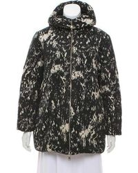 Moncler - Colliers Reversible Down Coat - Lyst