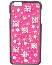 Dior - Stardust Iphone 7 Plus Case Magenta - Lyst