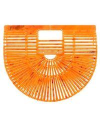 Cult Gaia - Mini Ark Bag W/ Tags Orange - Lyst