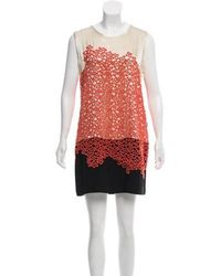 3.1 Phillip Lim - Silk Shift Dress - Lyst
