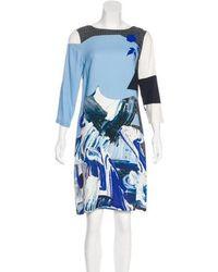 Prabal Gurung - Printed Shift Dress W/ Tags - Lyst