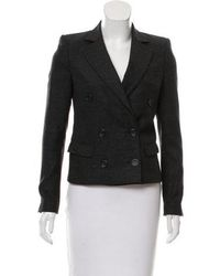 BLK DNM - Double-breasted Blazer - Lyst