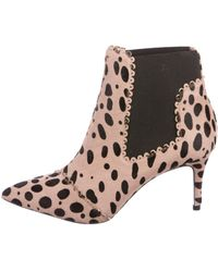 Bionda Castana - Maryon Ankle Boots W/ Tags Mauve - Lyst