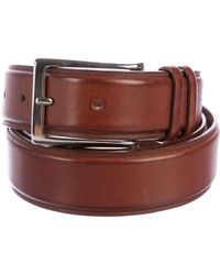 Tod's - Leather Buckle Belt - Lyst