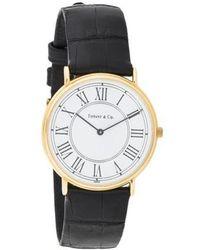 Tiffany & Co. - Classic Watch - Lyst