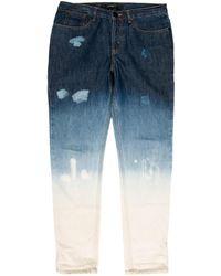 Givenchy - Ombré Skinny Jeans - Lyst