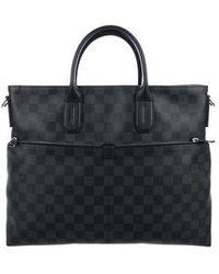 Louis Vuitton - 7 Days A Week Satchel Black - Lyst