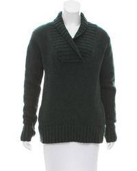 adidas Originals - Oversize Long Sleeve Sweater - Lyst