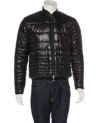 Chanel - Reversible Puffer Jacket - Lyst