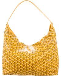 Goyard - Ine Fidji Hobo Yellow - Lyst
