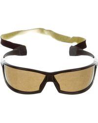 e48995c6a965 Louis vuitton Conspiration Pilote Sunglasses Silver in Metallic