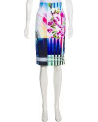 Clover Canyon - Knee-length Sheath Skirt W/ Tags - Lyst