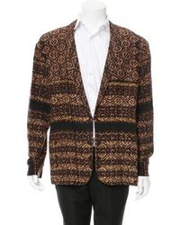 Baja East - Abstract Print Shawl-lapel Blazer W/ Tags - Lyst