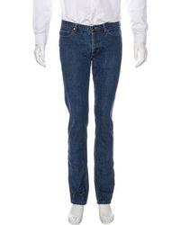 Givenchy - Five-pocket Skinny Jeans - Lyst