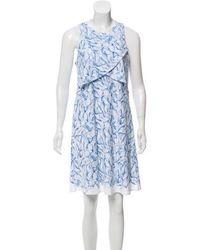 Tory Burch - Sleeveless Knee-length Dress W/ Tags - Lyst