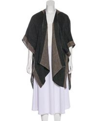 Eskandar - Asymmetrical Linen Coat - Lyst