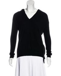 Magaschoni - Hooded Cashmere Sweater - Lyst