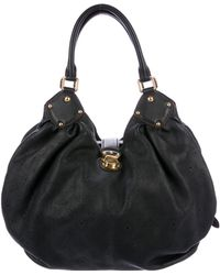 Louis Vuitton - Mahina L Hobo - Lyst