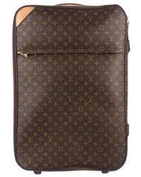 Louis Vuitton - Monogram Pegase 65 Brown - Lyst