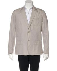 Dior Homme - Woven Sport Coat Tan - Lyst