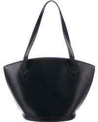 Louis Vuitton - Epi St. Jacques Gm Black - Lyst