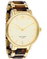 Kate Spade - Gramercy Watch - Lyst
