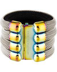 Proenza Schouler - Four-row Wide Bracelet Gold - Lyst