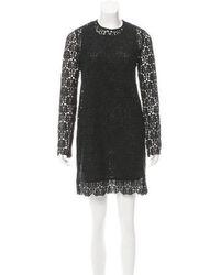 R/R Studio - Long Sleeve Lace Dress W/ Tags - Lyst