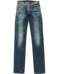 Dior Homme - 2007 Distressed Skinny Jeans - Lyst