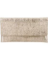 Loeffler Randall - Textured Leather Wallet - Lyst