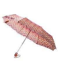 Missoni - Chevron Print Umbrella - Lyst