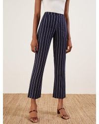 Reformation - Verano Pant - Lyst