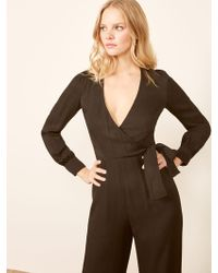 Reformation - Molly Jumpsuit - Lyst
