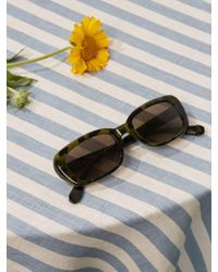 Reformation - Krewe X Milan Sunglasses - Lyst