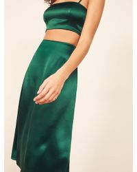 Reformation - Pete Two Piece - Lyst