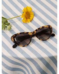 d373a8cadf1 Lyst - Women s Reformation Sunglasses Online Sale