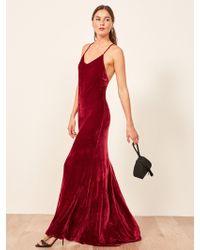 Reformation - Rimini Dress - Lyst