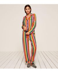 Reformation - Pajama Set - Lyst