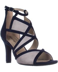 Rialto - Ria Strappy Dress Heel Sandals - Lyst