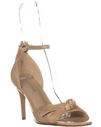 Marc Fisher - Brodie Buckle Knotted Sandals - Lyst