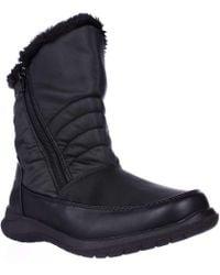 Weatherproof - Alex Mid-calf Faux Fur Lined Winter Boots - Lyst