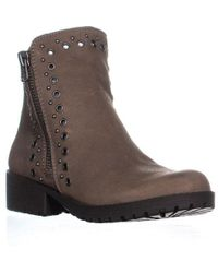 Lucky Brand - Hannie Double Zip Up Boots - Lyst