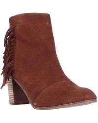 TOMS - Lunata Ankle Boots - Lyst
