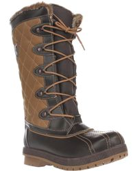 Sporto - Camille Waterproof Winter Snow Boots - Lyst
