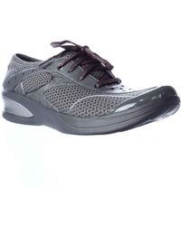 Bzees - Flame Lace Up Athletic Trainers - Lyst