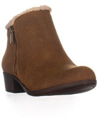 Lucky Brand - Baselsher Ankle Boots - Lyst