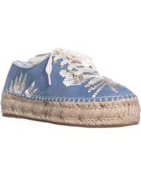 Nine West - Guinup Espadrilles Sneakers - Lyst