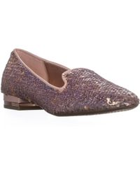 Michael Kors - Michael Alyssa Slip On Loafers - Lyst
