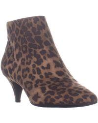 c98dadaed5aa Sam Edelman - Circus Kirby Kitten Heel Ankle Boots - Lyst