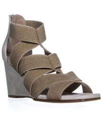 Donald J Pliner - Lelle Strappy Wedge Sandals - Lyst